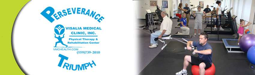 Visalia Medical Clinic Physical Therapy